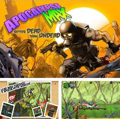 In addition to the game Dr. Panda's toy cars for iPhone, iPad or iPod, you can also download Apocalypse Max: Better Dead Than Undead for free.