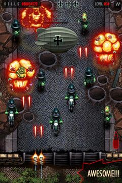 Download Apocalypse Zombie Commando - Final Battle iPhone free game.