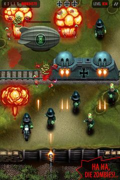 Screenshots of the Apocalypse Zombie Commando - Final Battle game for iPhone, iPad or iPod.
