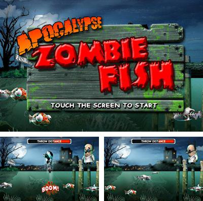 Download Apocalypse Zombie Fish iPhone free game.
