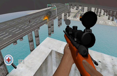 Download Apocalypse Zombie Sniper iPhone free game.