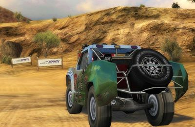 Capturas de pantalla del juego AppDrive – 2XL TROPHYLITE Rally HD para iPhone, iPad o iPod.