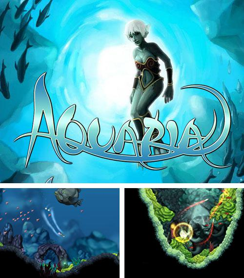 In addition to the game Gene labs for iPhone, iPad or iPod, you can also download Aquaria for free.