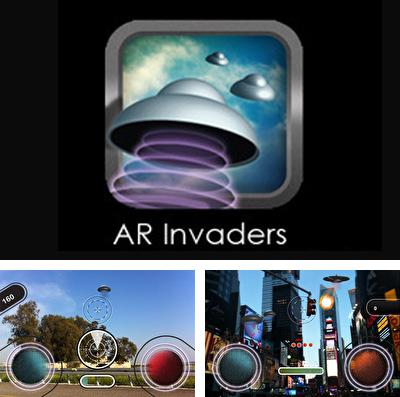 In addition to the game Chopper Mike for iPhone, iPad or iPod, you can also download AR Invaders Xappr Edition. 2012 for free.