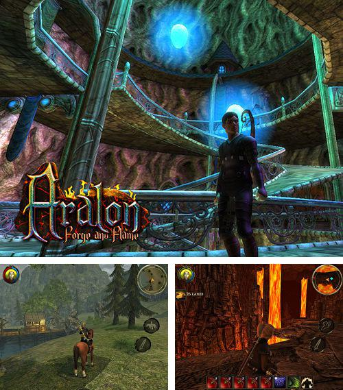 In addition to the game Pota-Toss World Tour: a Fun Location Based Adventure for iPhone, iPad or iPod, you can also download Aralon: Forge and flame for free.
