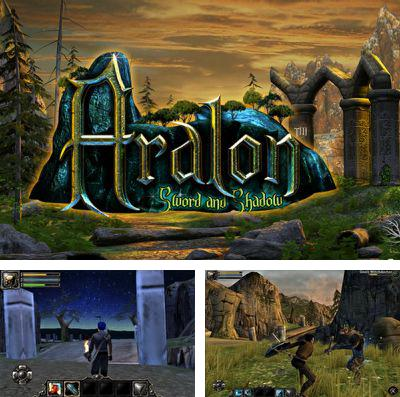 In addition to the game King's Legend for iPhone, iPad or iPod, you can also download Aralon: Sword and Shadow for free.