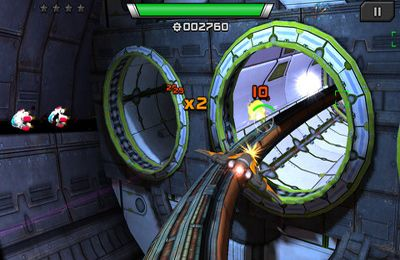 Capturas de pantalla del juego ARC Squadron para iPhone, iPad o iPod.