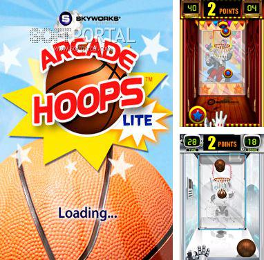 In addition to the game Blitz keep for iPhone, iPad or iPod, you can also download Arcade Hoops Basketball for free.