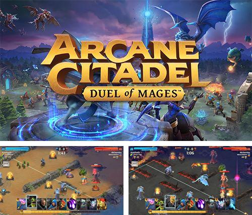 Arcane citadel: Duel of mages