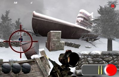 Download Arctic Combat Rivals HD – Assassins At War iPhone free game.
