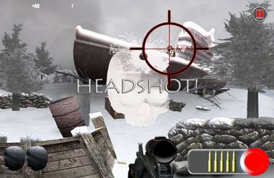 iPhone、iPad および iPod 用のArctic Combat Rivals HD – Assassins At Warの無料ダウンロード。