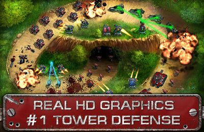 Baixe Area 51 Defense Pro gratuitamente para iPhone, iPad e iPod.