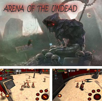 In addition to the game Jules Verne's Journey to the center of the Moon – Part 2 for iPhone, iPad or iPod, you can also download Arena of the Undead for free.
