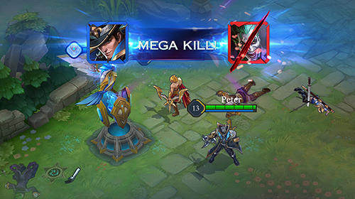Игра Arena of valor для iPhone