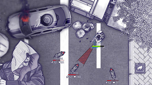 Screenshots do jogo Ares virus para iPhone, iPad ou iPod.