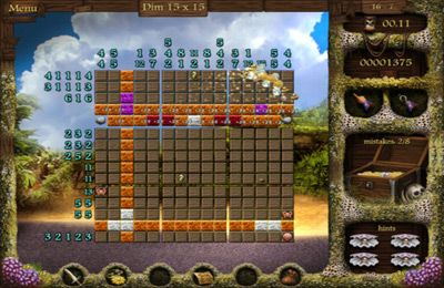 Screenshots vom Spiel Frankenstein - The Dismembered Bride für iPhone, iPad oder iPod.