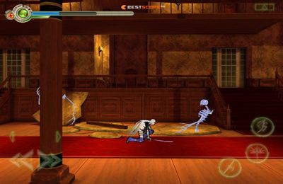 Capturas de pantalla del juego Ark of Sinners Advance para iPhone, iPad o iPod.