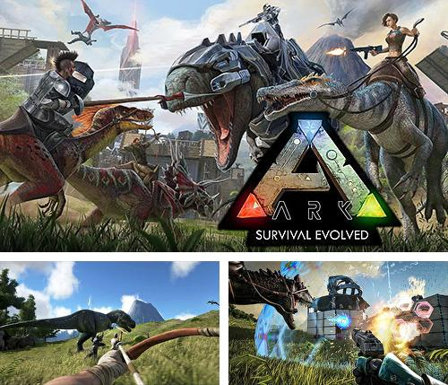 In addition to the game Battle boom for iPhone, iPad or iPod, you can also download Ark: Survival evolved for free.