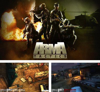 In addition to the game KlanZ for iPhone, iPad or iPod, you can also download Arma Tactics for free.