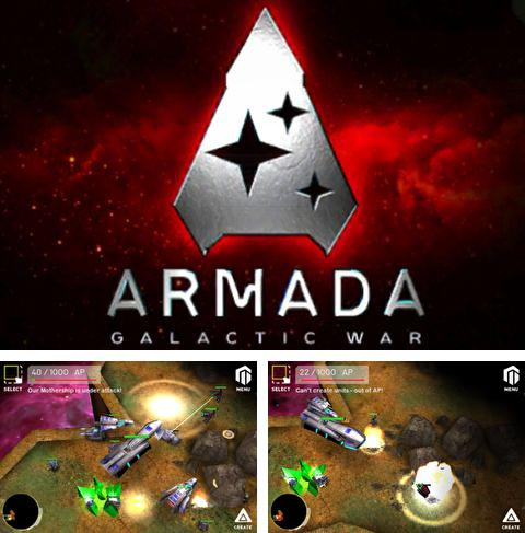Download Armada: Galactic war iPhone free game.