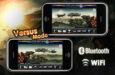 Capturas de pantalla del juego Armageddon para iPhone, iPad o iPod.