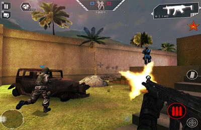 Screenshots of the Armed Conflict game for iPhone, iPad or iPod.