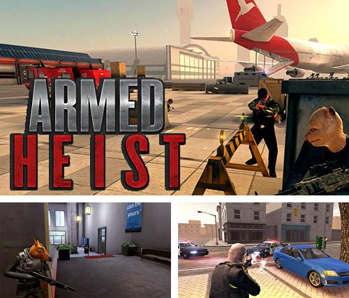 In addition to the game Aces of the Luftwaffe for iPhone, iPad or iPod, you can also download Armed heist for free.