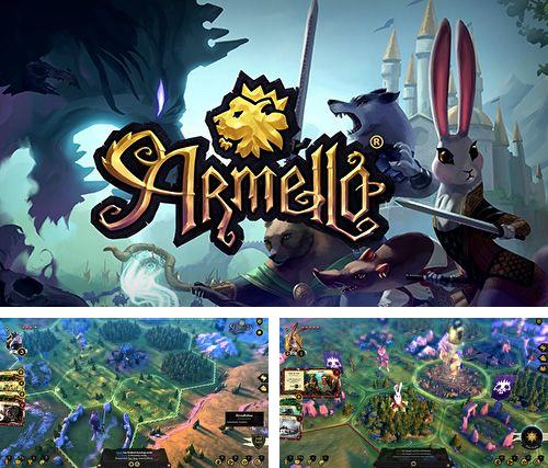 In addition to the game MonstersRush for iPhone, iPad or iPod, you can also download Armello for free.