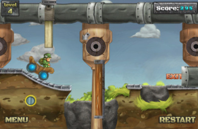 Screenshots of the Armongovia game for iPhone, iPad or iPod.