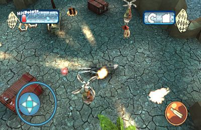 Screenshots do jogo Armor of War 3D para iPhone, iPad ou iPod.
