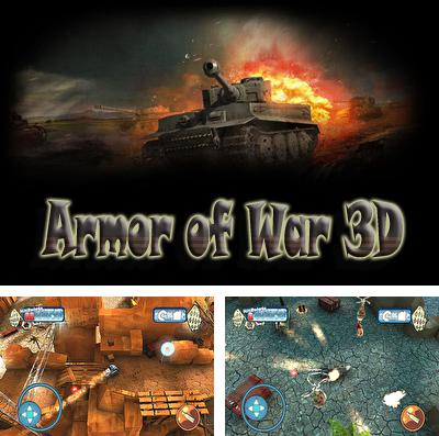 In addition to the game Nyan Cat Adventure for iPhone, iPad or iPod, you can also download Armor of War 3D for free.