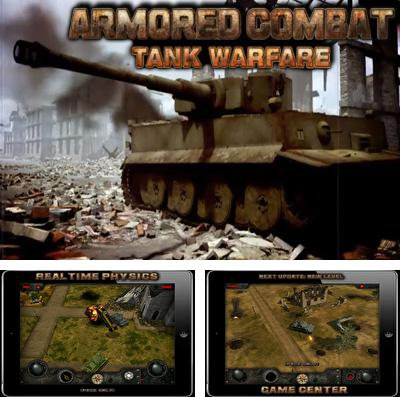 Скачать Armored Combat: Tank Warfare Online на iPhone бесплатно