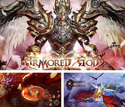 Download Armored god iPhone free game.