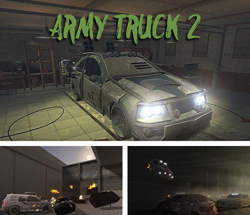 Download Army truck 2 iPhone free game.