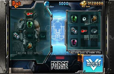 Capturas de pantalla del juego Army Vs Zombie para iPhone, iPad o iPod.