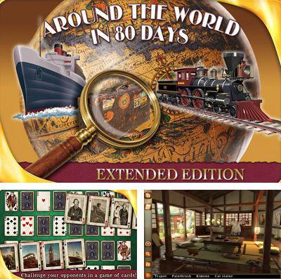 En plus du jeu Le Pro de Billard pour iPhone, iPad ou iPod, vous pouvez aussi télécharger gratuitement Autour du monde en 80 jours - Edition élargie, Around the World in 80 Days – Extended Edition.