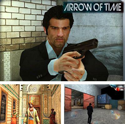 In addition to the game Card shark: Deluxe for iPhone, iPad or iPod, you can also download Arrow of Time for free.