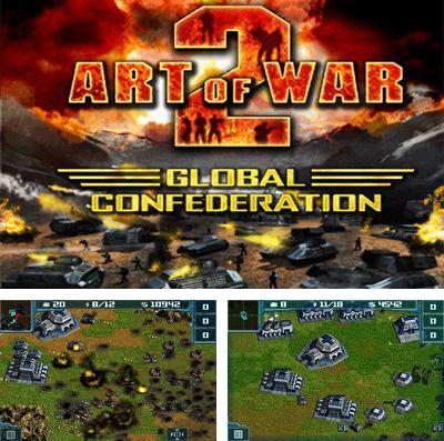 En plus du jeu Magnat d'aviation4 pour iPhone, iPad ou iPod, vous pouvez aussi télécharger gratuitement Art de guerre 2: Confédération globale, Art Of War 2: Global Confederation.