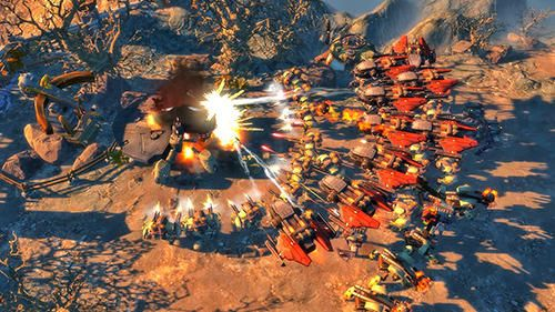 Free Art of war: Red tides download for iPhone, iPad and iPod.