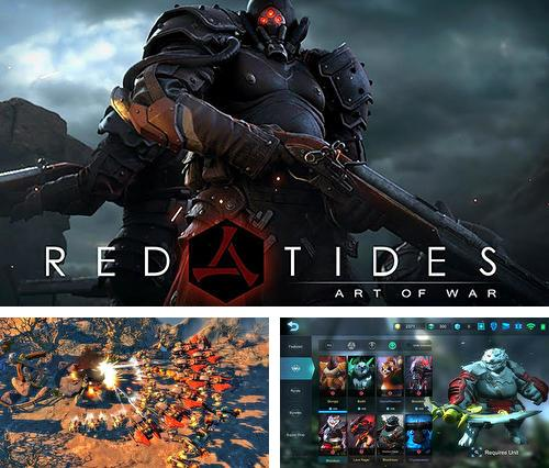 In addition to the game Rollercoaster tycoon 4: Mobile for iPhone, iPad or iPod, you can also download Art of war: Red tides for free.