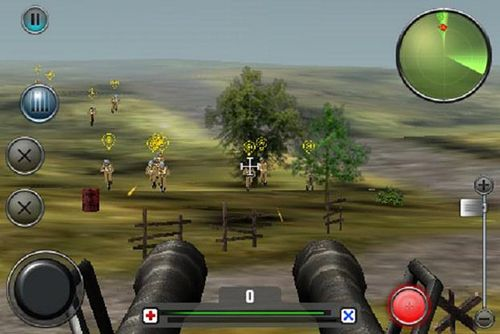 Download Artillery brigade iPhone free game.