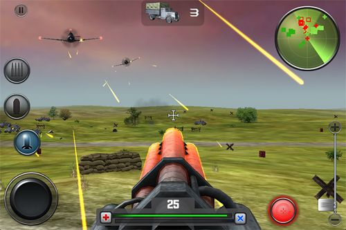 Descarga gratuita de Artillery brigade para iPhone, iPad y iPod.