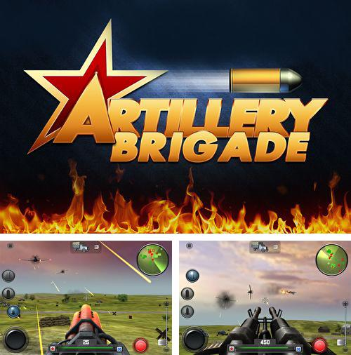 In addition to the game Pet Peaves Monsters for iPhone, iPad or iPod, you can also download Artillery brigade for free.
