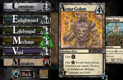 Descarga gratuita de Ascension: Chronicle of the Godslayer para iPhone, iPad y iPod.