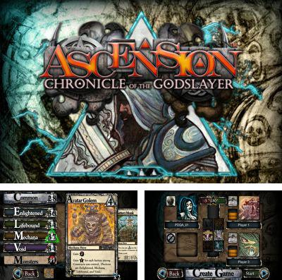 Zusätzlich zum Spiel iBomber 2 für iPhone, iPad oder iPod können Sie auch kostenlos Ascension: Chronicle of the Godslayer, Ascension: Chronik der Teufelskrieger herunterladen.