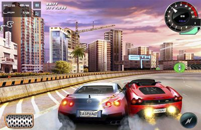 Free Asphalt 5 download for iPhone, iPad and iPod.