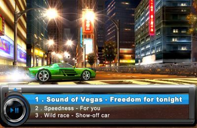 Screenshots of the Asphalt 5 game for iPhone, iPad or iPod.