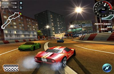 Capturas de pantalla del juego Asphalt 5 para iPhone, iPad o iPod.