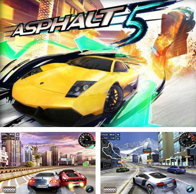In addition to the game Terminator genisys: Revolution for iPhone, iPad or iPod, you can also download Asphalt 5 for free.