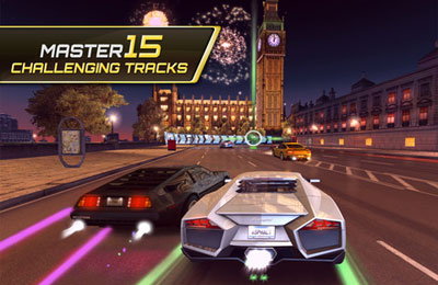Free Asphalt 7: Heat download for iPhone, iPad and iPod.